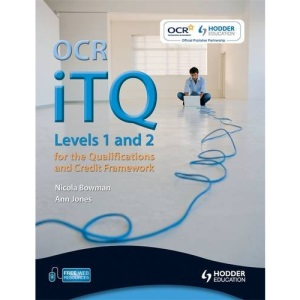 OCR ITQ: For Office 2003 Levels 1 & 2: Software Skills
