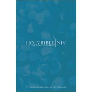 NIV Cross-reference Bible: New International Version