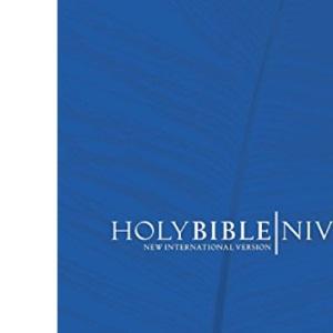 NIV Popular Blue Hardback (Bible Niv)