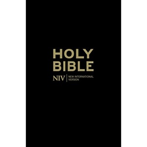 NIV Anglicised Gift and Award Bible Black: New International Version