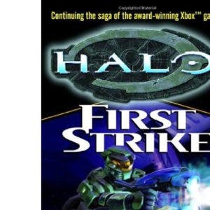Halo: First Strike (Halo (del Ray Paperback))