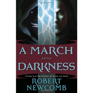 A March Into Darkness (Destinies of Blood and Stone)
