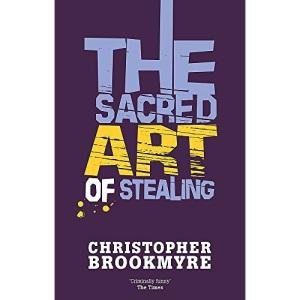 The Sacred Art Of Stealing (Angelique De Xavier)