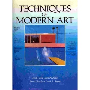 Techniques of Modern Artists (A QED book)