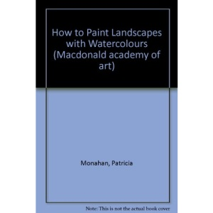 How to Paint Landscapes with Watercolours (Macdonald academy of art)