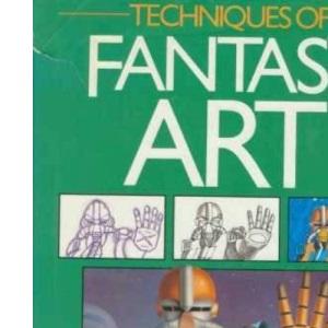 Techniques of Fantasy Art (Macdonald guide to)