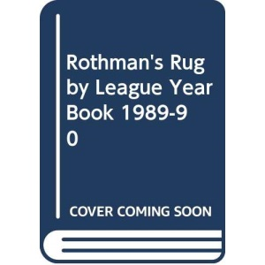 Rothman's Rugby League Year Book 1989-90