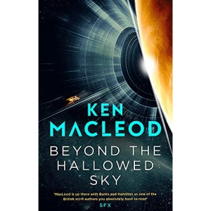 Beyond the Hallowed Sky: Book One of the Lightspeed Trilogy