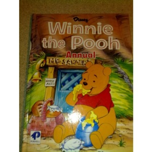 Winnie the Pooh Annual 1986