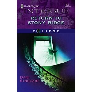 Return to Stony Ridge (Silhouette Intrigue): 14