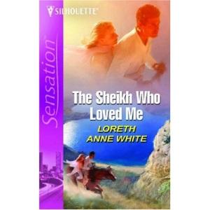 The Sheik Who Loved Me (Silhouette Sensation)