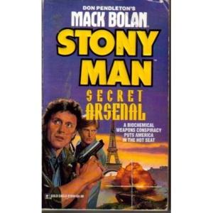 Secret Arsenal (Stony Man)