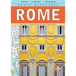 Knopf Mapguide Rome (Knopf Mapguides): The City in Section-By-Section Maps