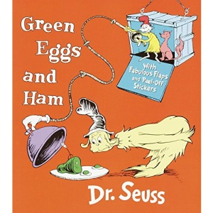 Green Eggs and Ham (Nifty Lift-And-Look Books)