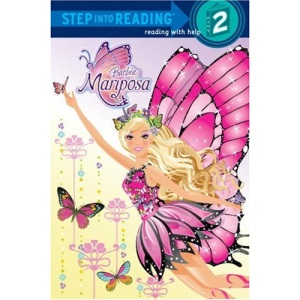 Barbie Mariposa (Step Into Reading - Level 2 - Quality)