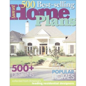 500 Best-Selling Home Plans
