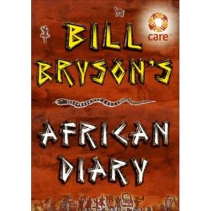 Bill Bryson African Diary