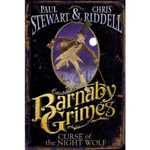 Barnaby Grimes: The Curse of the Nightwolf