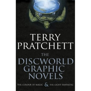 The Discworld Graphic Novels: The Colour of Magic,  The Light Fantastic