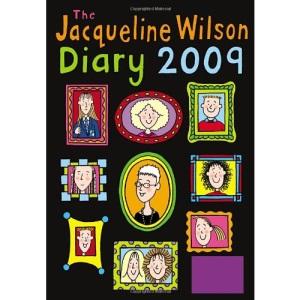 Jacqueline Wilson Diary 2009