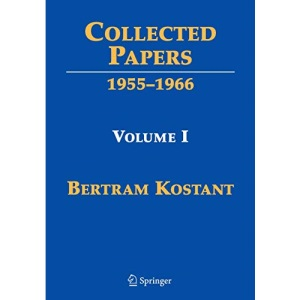 Collected Papers: Volume I 1955-1966