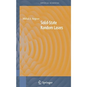 Solid-State Random Lasers (Springer Series in Optical Sciences): 105