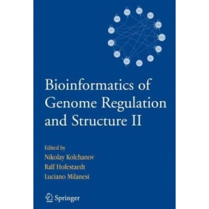 Bioinformatics of Genome Regulation and Structure II: v. 2
