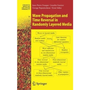 Wave Propagation and Time Reversal in Randomly Layered Media (Stochastic Modelling and Applied Probability)