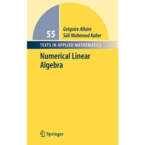 Numerical Linear Algebra: Texts in Applied Mathematics