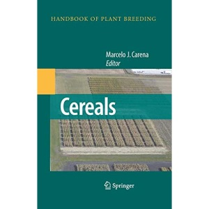 Cereals (Handbook of Plant Breeding): 3