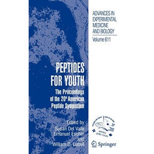 Peptides for Youth: The Proceedings of the 20th American Peptide Symposium: Preliminary Entry 830 (Advances in Experimental Medicine and Biology)