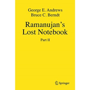 Ramanujan's Lost Notebook: Part II: Pt. 2