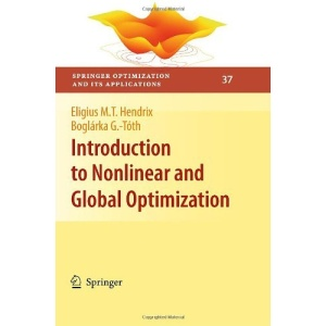 Introduction to Nonlinear and Global Optimization (Springer Optimization and Its Applications)