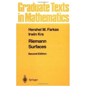 Riemann Surfaces: v. 71 (Graduate Texts in Mathematics)