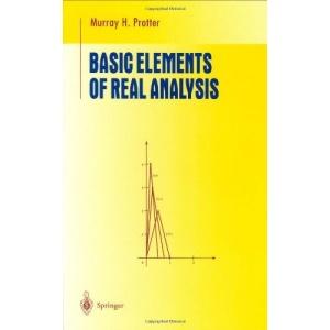 Basic Elements of Real Analysis (Undergraduate Texts in Mathematics)