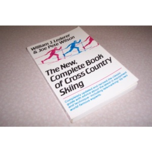 The New Complete Book of Cross Country Skiing