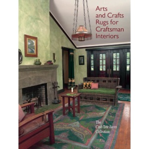 Arts and Crafts Rugs for Craftsman: The Crab Tree Farm Collection
