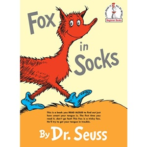 Fox in Socks (I Can Read It All by Myself Beginner Book)