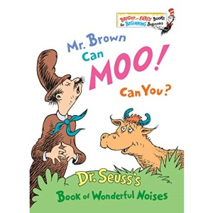 Mr. Brown Can Moo! Can You?: 7 (Bright & Early Book)