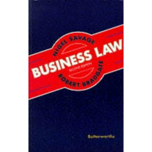 Savage and Bradgate: Business Law
