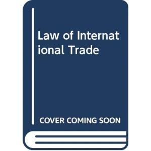 Law of International Trade