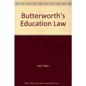 Butterworth's Education Law