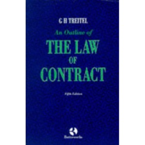 Treitel: an Outline of the Law of Contract