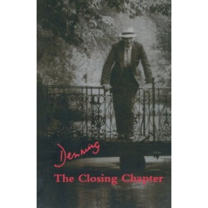 The Closing Chapter
