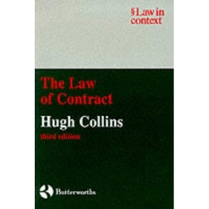The Law of Contract, 3rd Edition