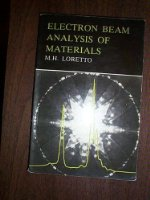 Electron Beam Analysis of Materials