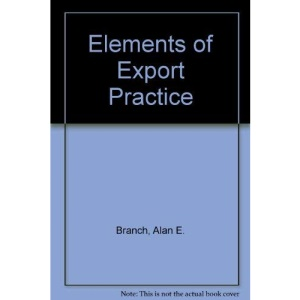 Elements of Export Practice