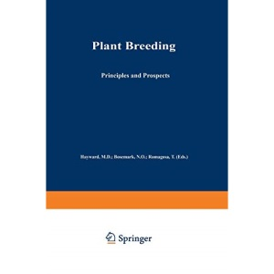 Plant Breeding: Principles and Prospects: 1