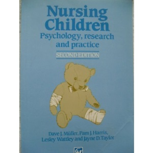 Nursing Children: Psychology, Research and Practice