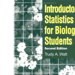 Introductory Statistics for Biology Students
